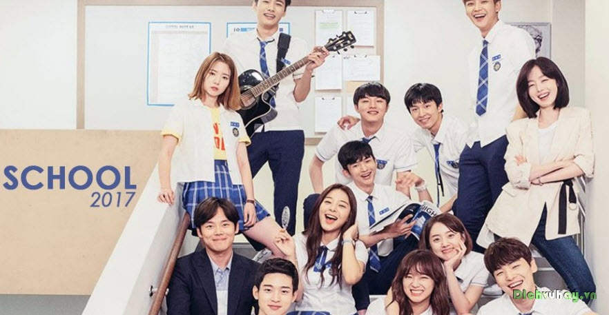 Top 8 bộ phim học đường Hàn Quốc hay đáng xem nhất năm 2020 8