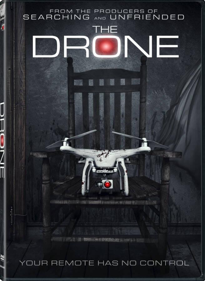 Poster phim Sát Thủ Trên Không (The Drone)