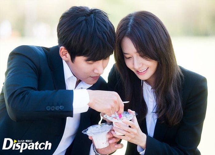 Yoona và Ji Chang Wook.