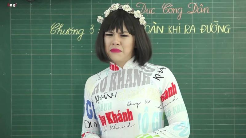 Cô giáo Khánh
