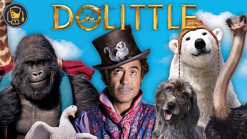"""""""Người sắt"""" Robert Downey Jr. Có màn hóa thân thú vị trong Dolittle"""