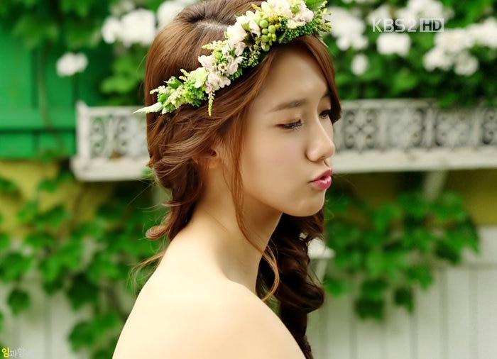 Cô nàng đã có một đám cưới ngọt ngào cùng anh chàng Seo Joon.