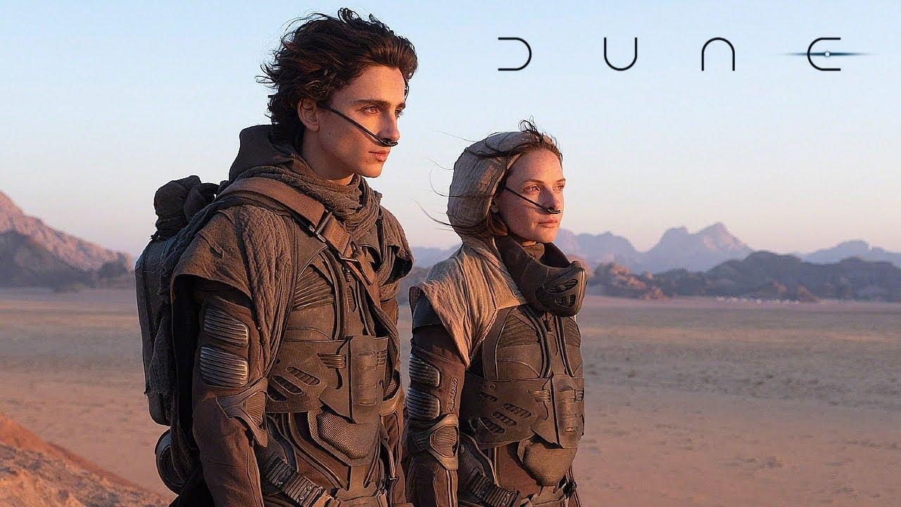 Siêu phẩm 'Dune' - bước ngoặt mới cho Hollywood hậu đại dịch COVID ...
