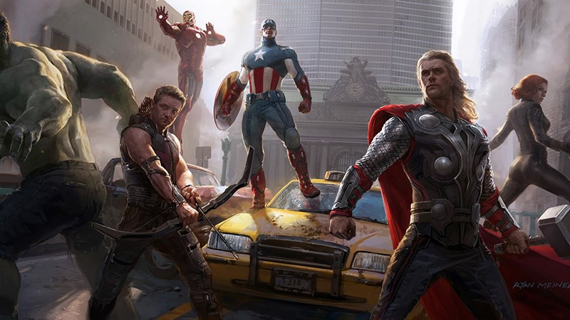 The Avengers (Biệt Đội Siêu Anh Hùng) (2012)