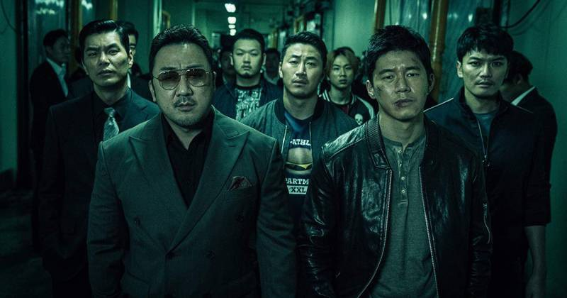 Trùm, Cớm và Ác Quỷ (The Gangster, The Cop, The Devil)