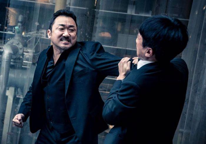 Ma Dong Seok siêu ngầu trong vai đại ca khét tiếng