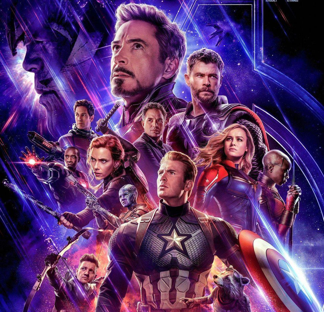 đánh giá phim avengers end game