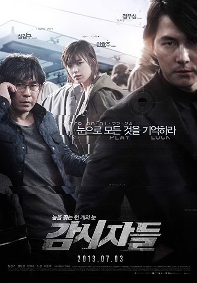 Top 5 phim tội phạm Hàn Quốc khiến khán giả nghẹt thở đến phút cuối cùng - ảnh 2