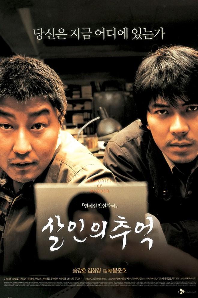 Top 5 phim tội phạm Hàn Quốc khiến khán giả nghẹt thở đến phút cuối cùng - ảnh 1
