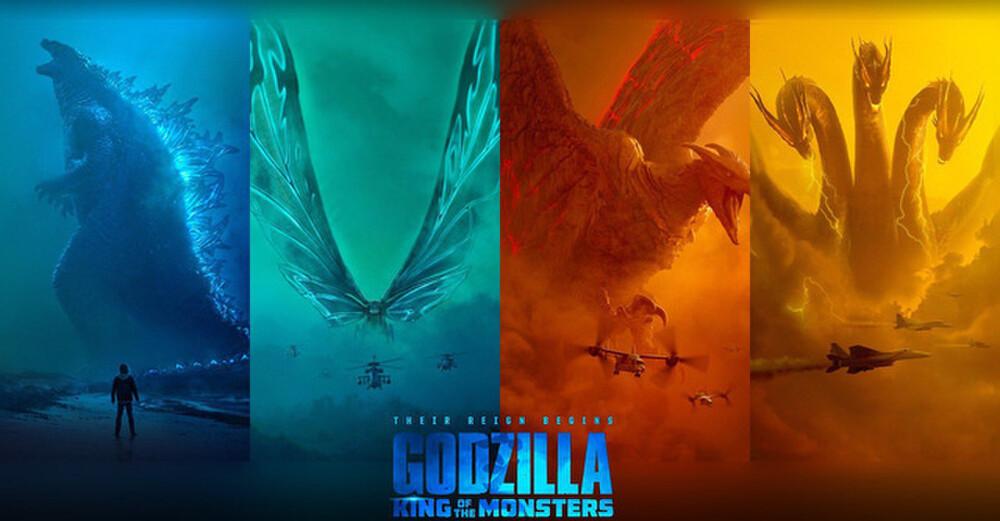 đánh giá phim godzilla king of the monsters