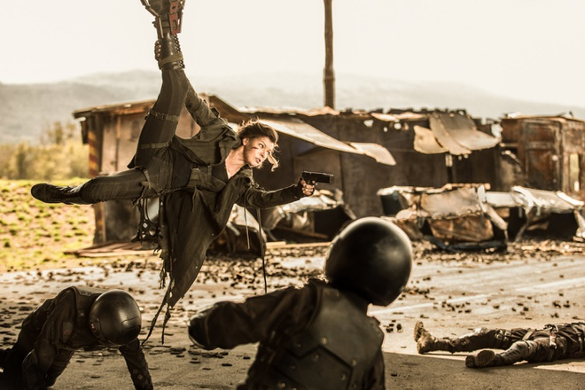 review phim Resident Evil The Final Chapter anh 3