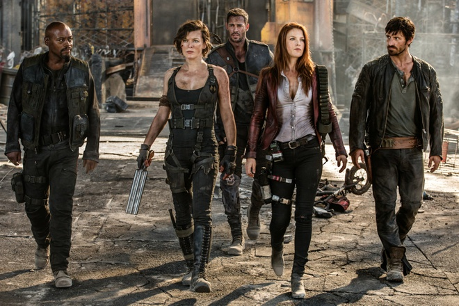 review phim Resident Evil The Final Chapter anh 2