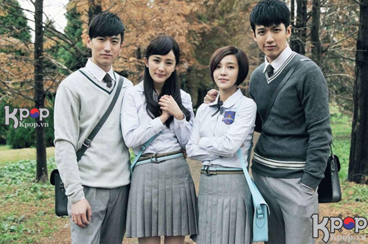 Những bộ phim Trung Quốc hay nhất về tuổi học trò