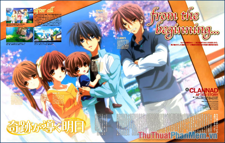 Clannad After Story 2008